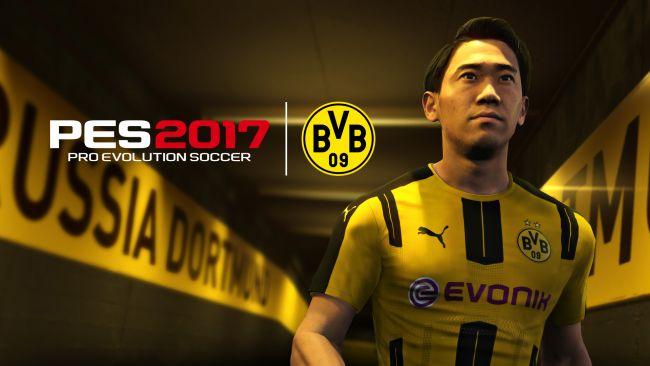 Pro Evolution Soccer 2017 - Screenshots - Bild 5