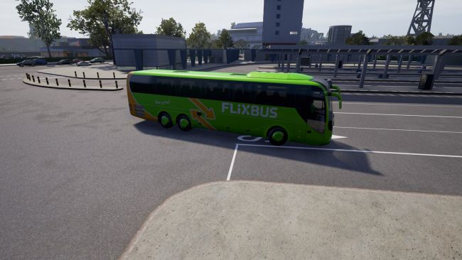 Fernbus Simulator - Screenshots - Bild 1
