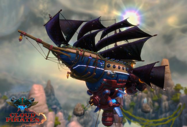 Cloud Pirates - Screenshots - Bild 4