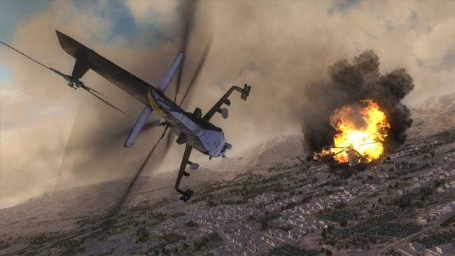 Air Missions: HIND - Screenshots - Bild 7