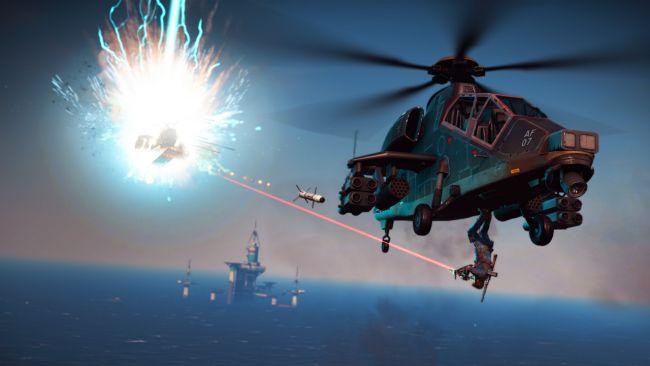 Just Cause 3 - DLC: Bavarium Sea Heist - Screenshots - Bild 6