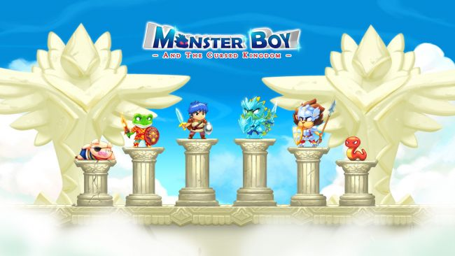 Monster Boy and the Cursed Kingdom - Screenshots - Bild 4