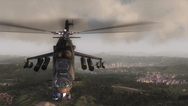 Air Missions: HIND - Screenshots - Bild 12