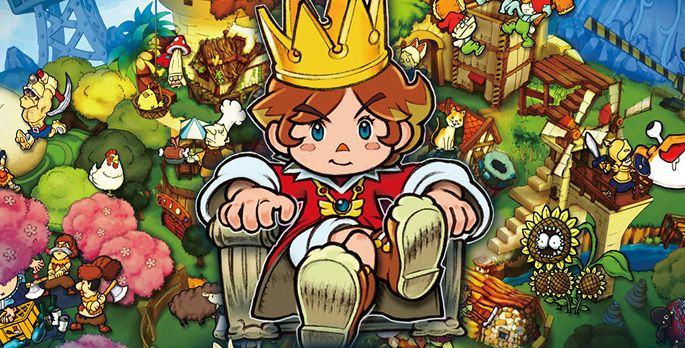 Little King's Story - Test