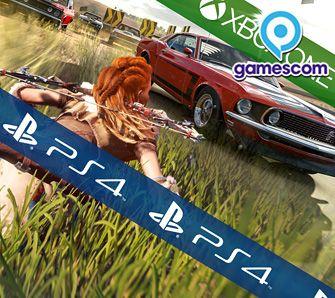 Gamescom 2016: Microsoft vs. Sony - Special