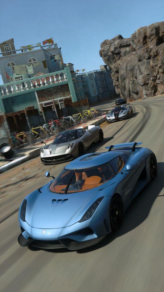 Driveclub VR - Screenshots - Bild 8