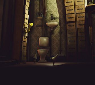 Little Nightmares - Screenshots