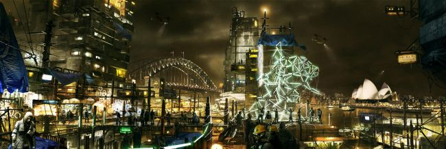 Deus Ex: Mankind Divided - Artworks - Bild 10