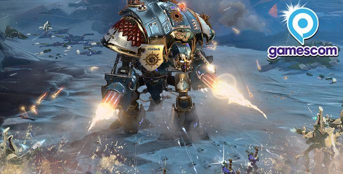 Warhammer 40.000: Dawn of War III - Preview