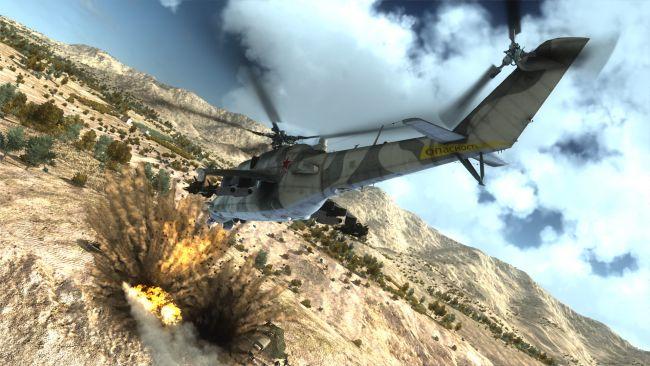 Air Missions: HIND - Screenshots - Bild 16