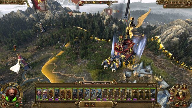 Total War: Warhammer - DLC: The Grim & The Grave - Screenshots - Bild 7