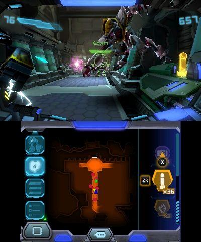 Metroid Prime: Federation Force - Screenshots - Bild 11