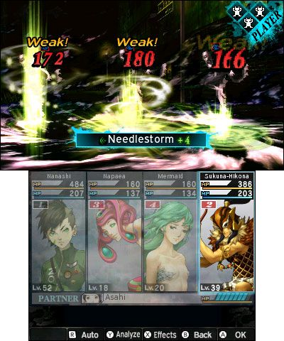 Shin Megami Tensei IV: Apocalypse - Screenshots - Bild 11