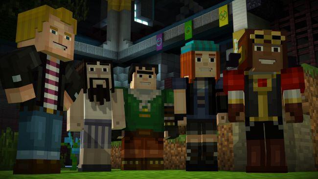 Minecraft: Story Mode - Episode Eight - Screenshots - Bild 4