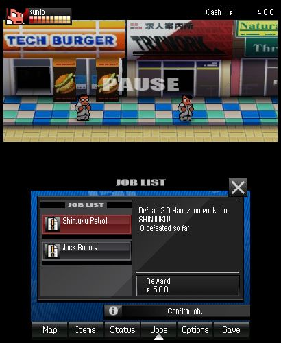 River City: Tokyo Rumble - Screenshots - Bild 5