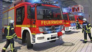 Notruf 112: Die Feuerwehr Simulation