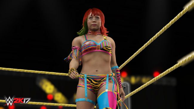 WWE 2K17 - Screenshots - Bild 1