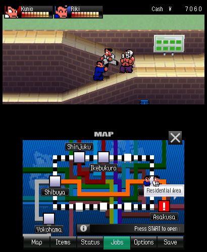 River City: Tokyo Rumble - Screenshots - Bild 25