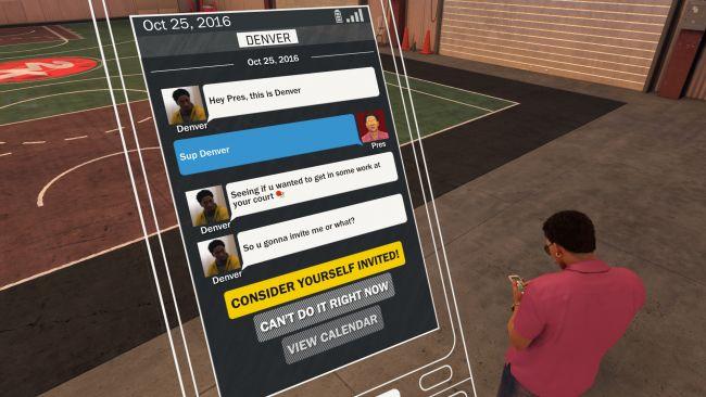 NBA 2K17 - Screenshots - Bild 9