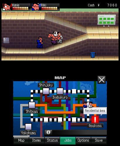 River City: Tokyo Rumble - Screenshots - Bild 24