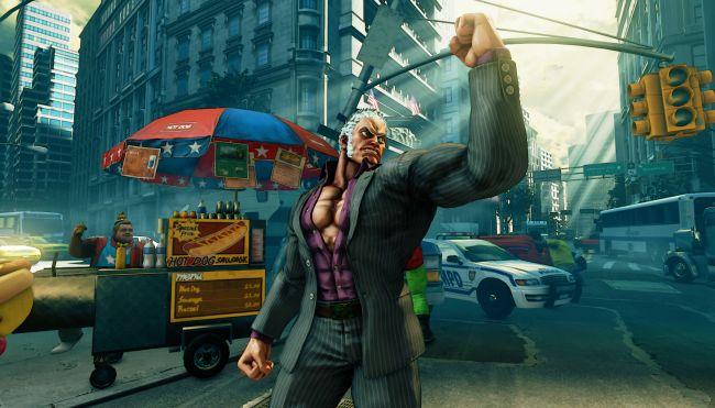 Street Fighter V - DLC: Urien - Screenshots - Bild 1