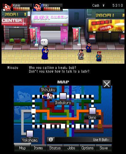 River City: Tokyo Rumble - Screenshots - Bild 11