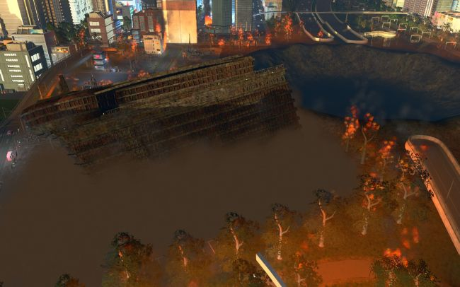 Cities: Skylines - Natural Disasters - Screenshots - Bild 12