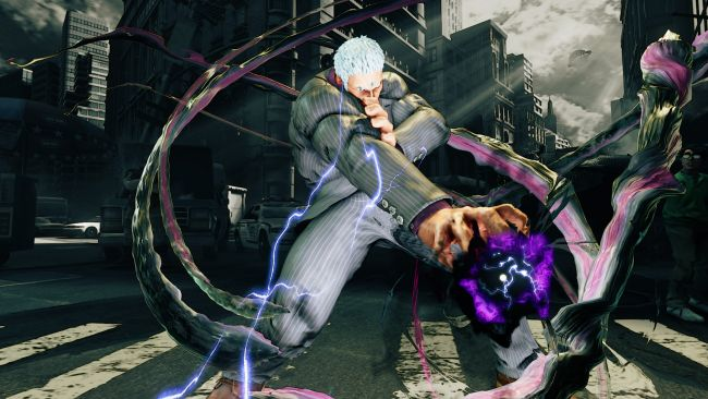 Street Fighter V - DLC: Urien - Screenshots - Bild 5