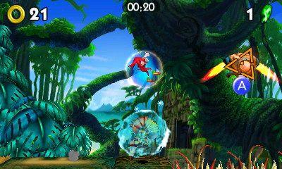 Sonic Boom: Feuer & Eis - Screenshots - Bild 1