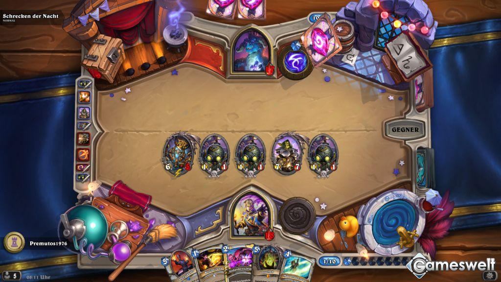 deck heroes tipps