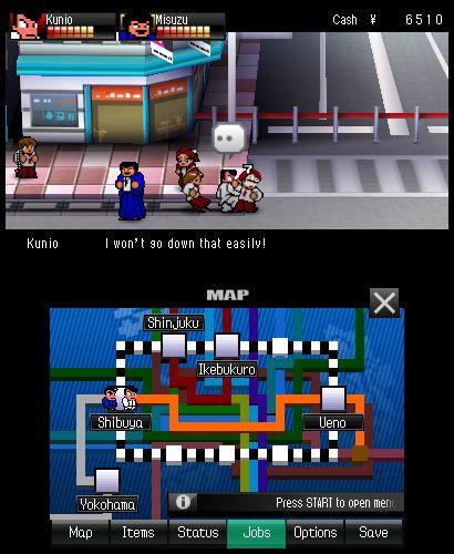 River City: Tokyo Rumble - Screenshots - Bild 14