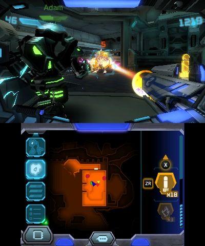 Metroid Prime: Federation Force - Screenshots - Bild 13