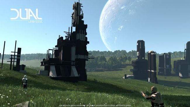 Dual Universe - Screenshots - Bild 1