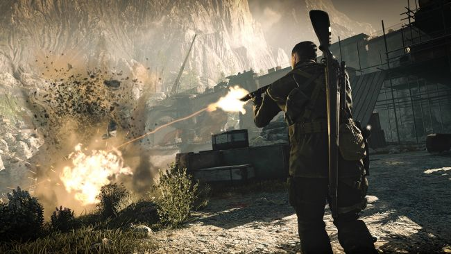 Sniper Elite 4 - Screenshots - Bild 1