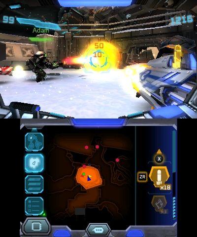 Metroid Prime: Federation Force - Screenshots - Bild 18