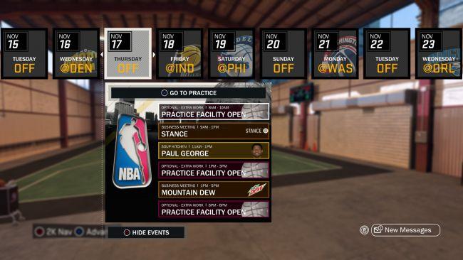 NBA 2K17 - Screenshots - Bild 8