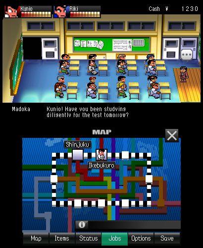 River City: Tokyo Rumble - Screenshots - Bild 8