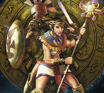 Titan Quest: Immortal Throne - Test