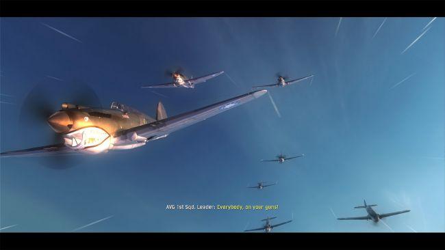 Flying Tigers: Shadows Over China - Screenshots - Bild 1
