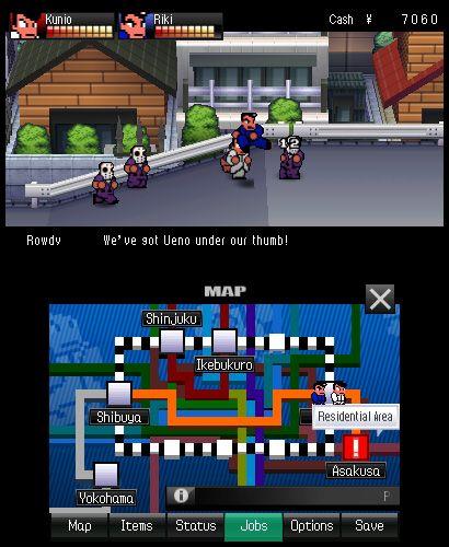 River City: Tokyo Rumble - Screenshots - Bild 20