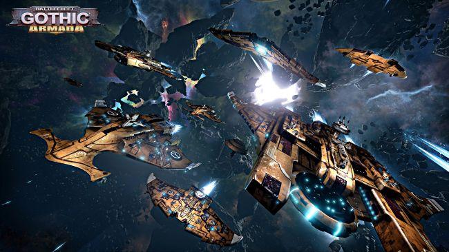 Battlefleet Gothic: Armada - DLC: Tau Empire - Screenshots - Bild 3