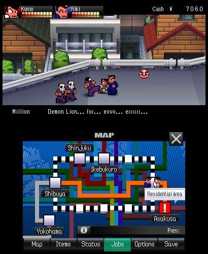 River City: Tokyo Rumble - Screenshots - Bild 22