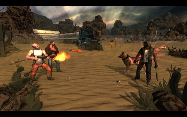 Dead Age - Screenshots - Bild 4