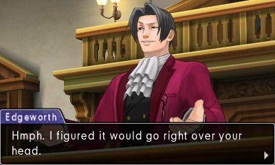 Phoenix Wright: Ace Attorney - Spirit of Justice - DLC: Turnabout Time Traveler - Screenshots - Bild 1