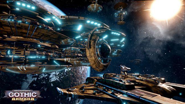 Battlefleet Gothic: Armada - DLC: Tau Empire - Screenshots - Bild 5