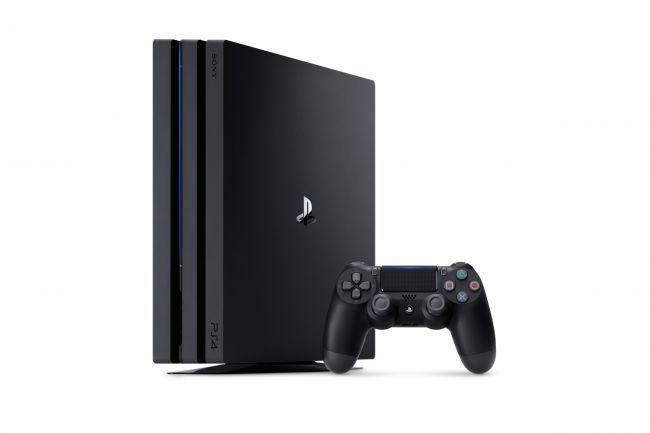 PlayStation 4 Pro - Artworks - Bild 1