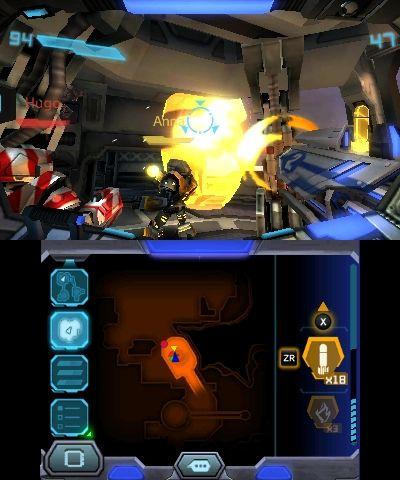Metroid Prime: Federation Force - Screenshots - Bild 8