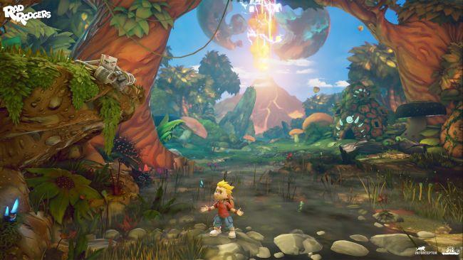 Rad Rodgers - Screenshots - Bild 9