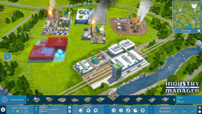 Industry Manager: Future Technologies - Screenshots - Bild 6
