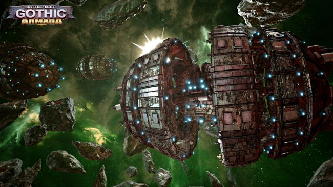 Battlefleet Gothic: Armada - DLC: Tau Empire - Screenshots - Bild 4